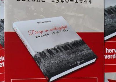 Boek 'Dorp in oorlogstijd' is nu te bestellen