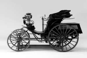 De eerste Nulandse auto's