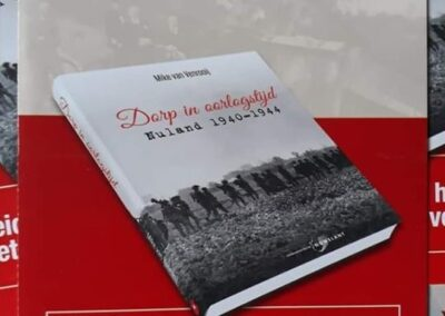 Tweede druk voor boek 'Dorp in oorlogstijd'???